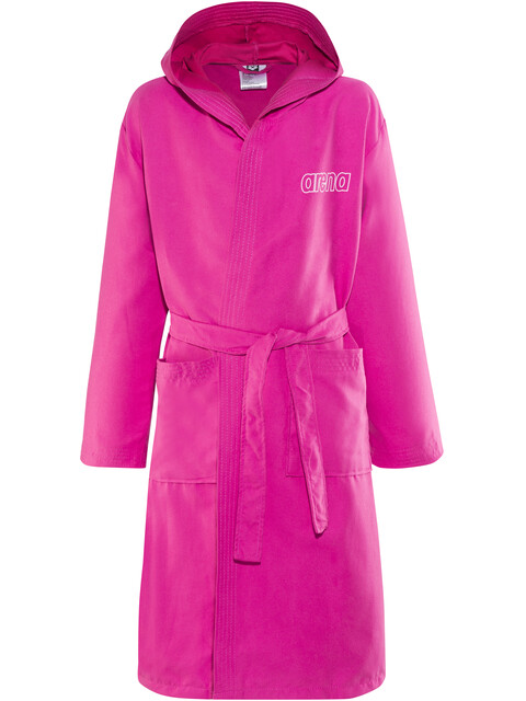 arena Zeals Bathrobe Juniors fresia rose-white